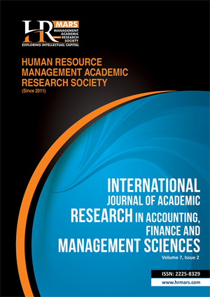 International Journal of Academic Research in Accounting