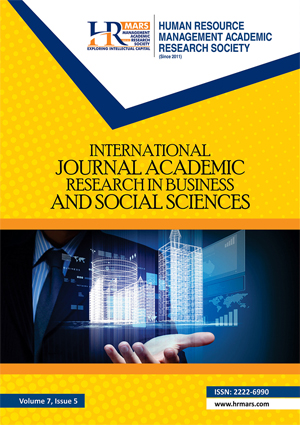 Int  Journal of Academic Research in Business & Social Sciences